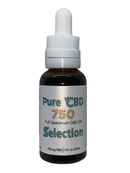750mg cbd oil