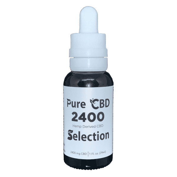 2400MG CBD Full Spectrum 1
