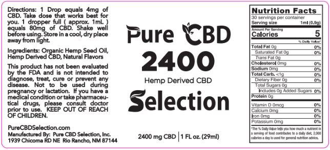 2400 mg