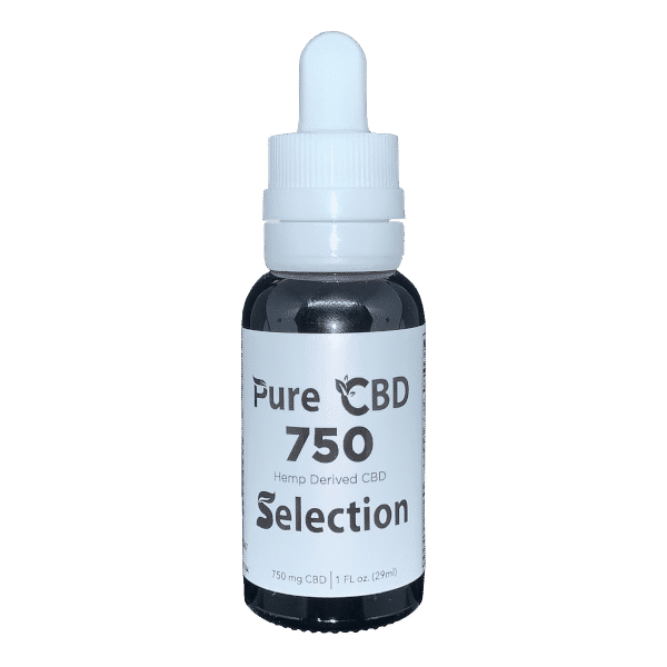 750MG CBD Full Spectrum 1
