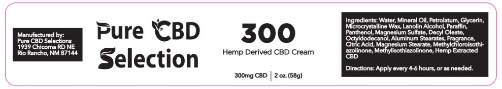 300 MG CBD Cream 3