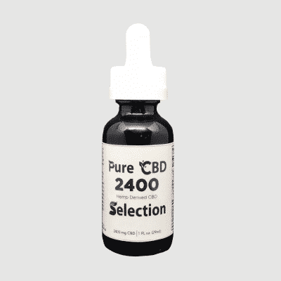 2400MG CBD Full Spectrum 5