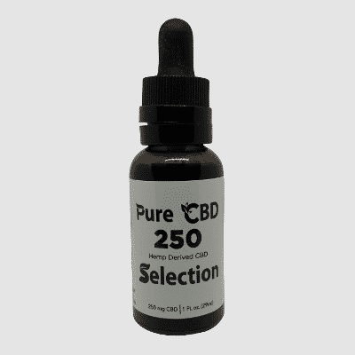 250MG CBD Full Spectrum 7