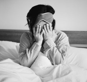 CBD oil to treat insomnia and improve sleep