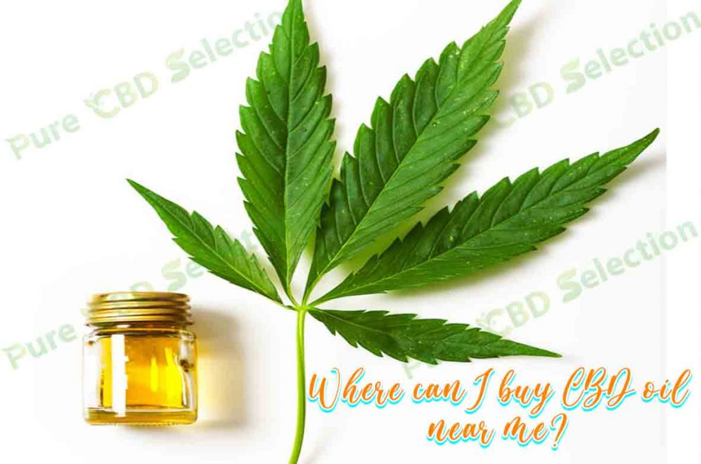 Where can I buy CBD oil near me?