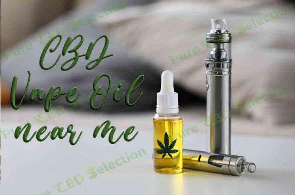cbd vape oil near me
