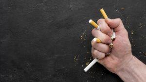 CBD oil and smoking