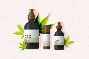Forms of CBD oil